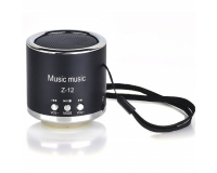 Music music Z-12 Портативная мини-колонка с MP3-плеером