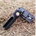 SHY Certified Крепление на ремень (чехол) для телескопической дубинки, длина 18 см