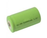 Батарея аккумуляторная Ni-Mh D 10000mAh 1.2В