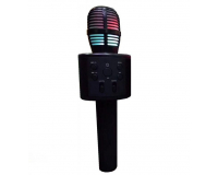 Handheld KTV Q858 Беспроводной караоке микрофон, черный