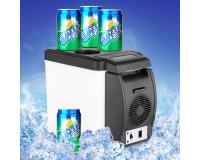 Автомобильный холодильник Mini Electric, 12 В, 6 литов