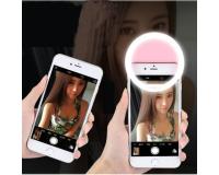 Selfie Ring Light XJ-01 Светодиодное кольцо для селфи