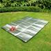 Lanyu 1926 Влагостойкий коврик на 2 человека для использования на пикнике или в палатке, размер 200x150 см