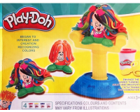 """Play-Doh Игровой набор """"Сумасшедшие причёски"""""""
