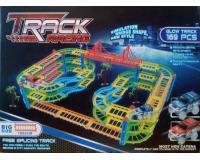 Гоночная трасса Track Racing (Трек Рейсинг), 169 деталей
