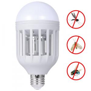Zapp Light Светодиодная лампочка ловушка от комаров и насекомых