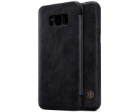 Чехол-книжка кожаный Nillkin Qin Case для Samsung G955 Galaxy S8 Plus