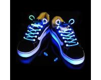 Светящиеся шнурки для обуви LED Shoelaces, 2 шт.