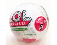Кукла LOL Surprises ЛОЛ Сюрприз в шарике Блестящий Сюрприз 5 серия