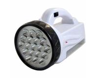 GD 222 Фонарь аккумуляторный светодиодный 2 в 1