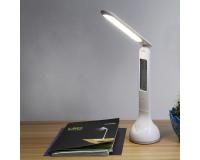 Led Touch Lamp S-010-H Лампа настольная светодиодная сенсорная с часами