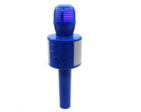 Handheld KTV Q858 Беспроводной караоке микрофон, синий