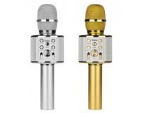 Hoco BK3 Беспроводной караоке микрофон с колонкой
