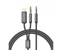 Rock Lightning & Android Кабель 2in1 Audio, 1.0 м