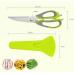 Универсальные кухонные ножницы Mighty Shears 10 в 1 с чехлом на магните