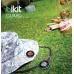 Кнопка против комаров Bikit Guard из натуральных составных элементов