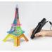 3D Ручка 3DPen-2 с LCD дисплеем для рисования ABS и PLA пластиком