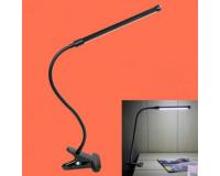 Desk Lamp Гибкая настольная лампа с зажимом для чтения