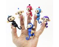 Обезьянки на пальцы FmgеblingS (набор 6 штук), 8 см