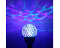 Вращающаяся лампа LED Full Color Rotating Lamp