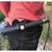 Телескопическая полицейская дубинка SHY Certified Expandable Baton с чехлом, длина 64 см