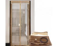 Дверная антимоскитная сетка на магнитах Xin Yu