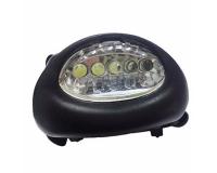 Фонарик налобный LED-Stirnlampe 5xLED