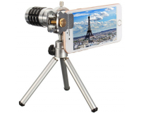 Объектив для смартфона на штативе Mobile Telephoto Lens 12X