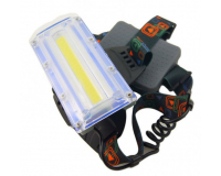 W607 Фонарь налобный аккумуляторный светодиодный