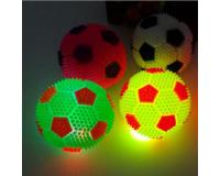 Spiky flashihg balls Мяч резиновый, 6,5 см