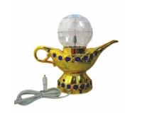 Светящийся шар - лампа Алладина Full Color Rotating Lamp