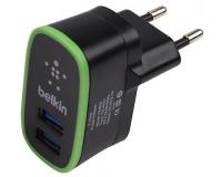Cетевое зарядное устройство 2 USB 2.1A