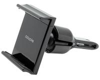 """Ppyple Vent-N5 универсальный автодержатель в дефлектор (воздуховод) от 3.5"""" до 6"""" дюймов"""