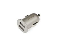 Capdase Pico K2X Mini Dual USB автомобильное зарядное устройство 2хUSB 2,4А